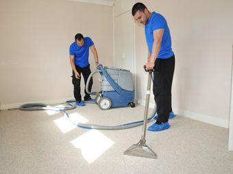 Carpet Cleaning Northampton team
