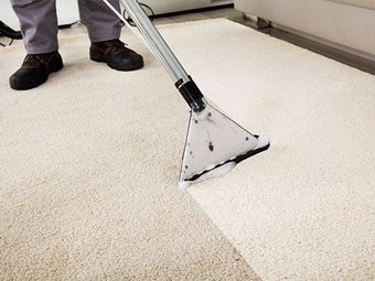 Carpet advanced cleaning solutions