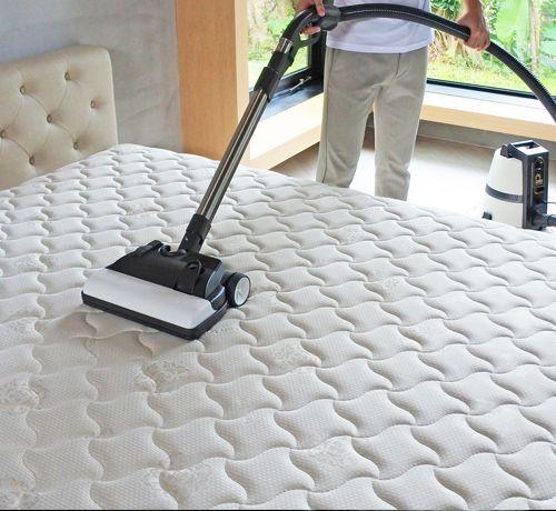 Complete mattress sanitation